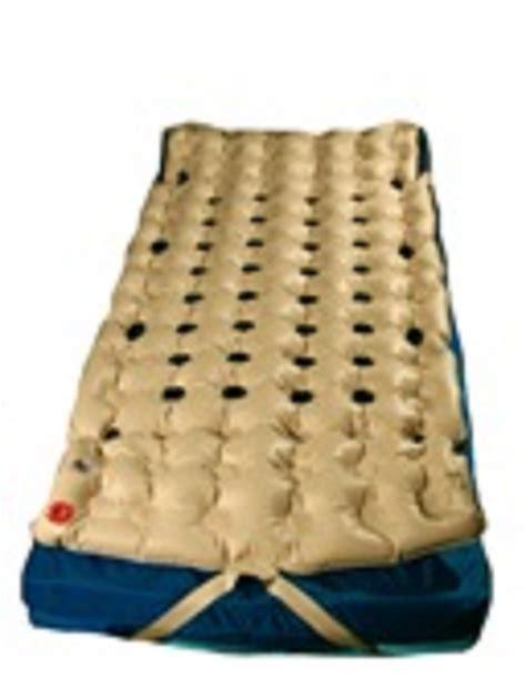 waffle brand static air mattress overlay
