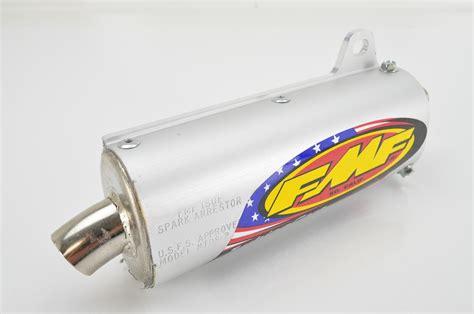 fmf turbine core 2 spark arrestor silencer motorcycle fmf silencer insert