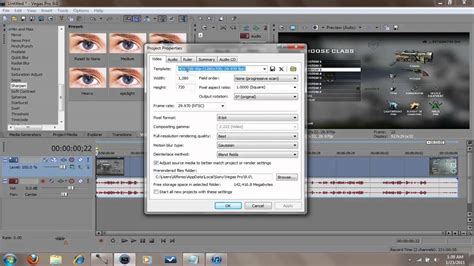 vegas pro beginner tutorial sony vegas pro 9 tips and tricks beginner tutorial