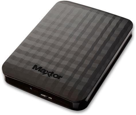 Harddisk Eksternal 1tb maxtor m3 portable 1tb usb3 0 external drive
