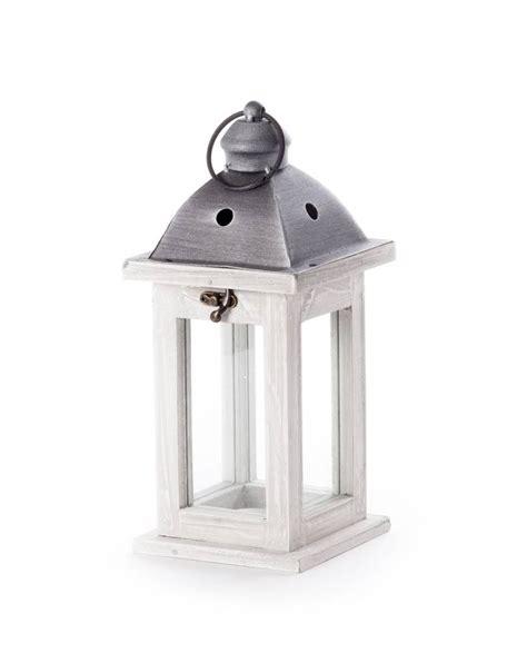 lanterna candela lanterna in legno e vetro per decorare la tua casa e giardino