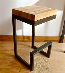 furniture and more reclaimed wood steel barstool wood steel steel