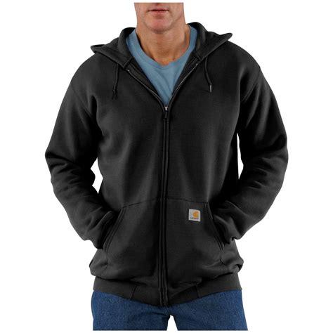 Vior Hodie carhartt hooded hoody sweat shirt l schwarz k122