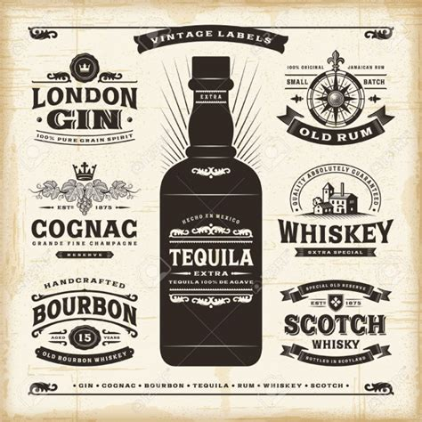 liquor label template 23 bottle labels psd vector eps jpg