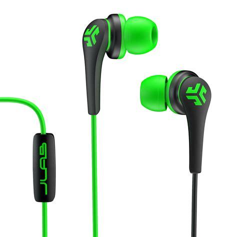 Gear4 Earphones Tweeters Green custom fit earbuds jlab audio