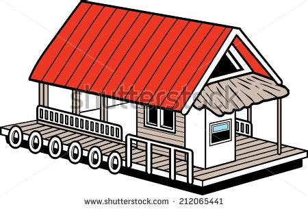 cartoon images of houseboat houseboats clipart clipground