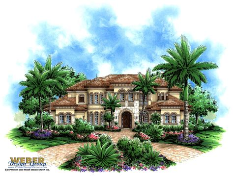 mediterranean beach house plans mediterranean beach house floor plans