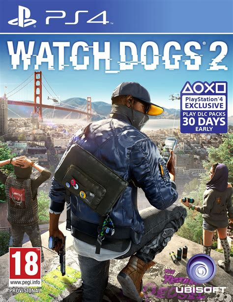 ps4 dogs 2 dogs 2 ps4 ebay