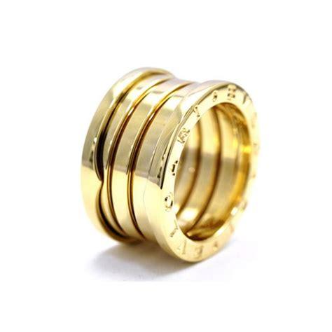 cheap bvlgari b zero1 ring replica yellow gold 1 band ring