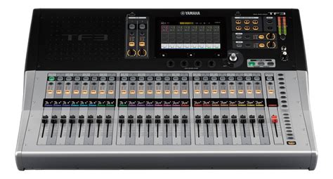Mixer Yamaha 24 Channel yamaha 24 channel 48 input digital mixing console mcquade musical instruments