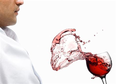 Wine Spill On by How To Fight 5 Common Stains Thegoodstuff