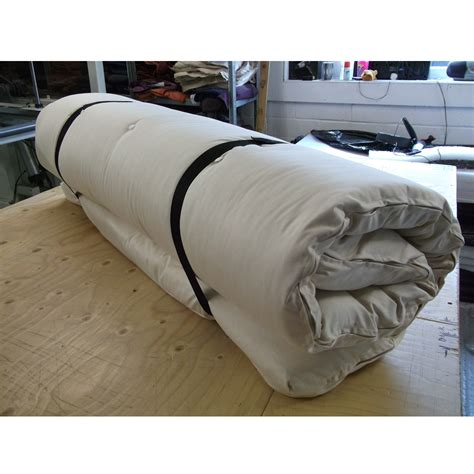 futon roll monk futon roll large single or double roll up futon
