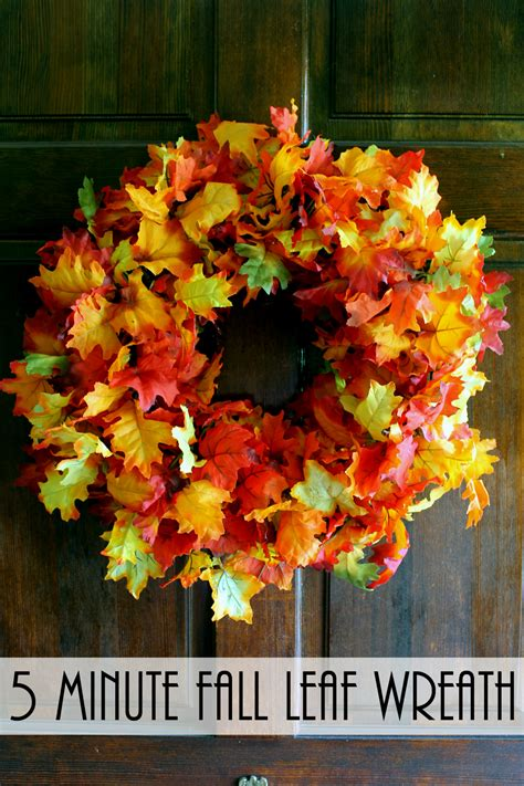 fall wreath  quick  easy idea  country chic