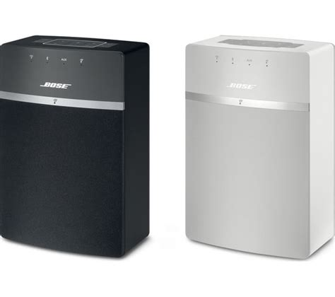 Speaker Bose Soundtouch buy bose soundtouch 10 wireless multi room speaker free delivery currys