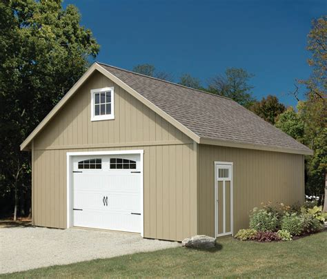 built in garage custom built garages of all sizes amish built 2 story