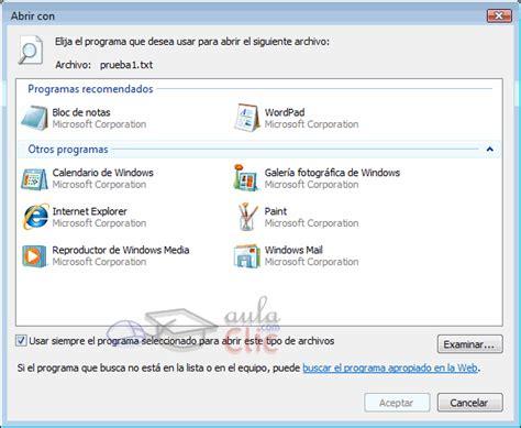 programa para ver imagenes jpg rem curso gratis de windows vista 4 avanzado tipos de archivos