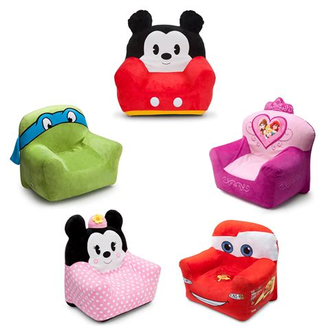 Toddler Chair by Delta Children Club Chair Disney Mickey Mouse
