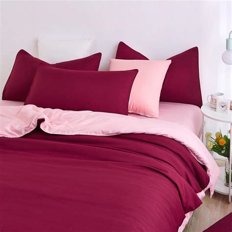 Wine Colored Comforter Sets by Beige Duvet Cover Reviews Shopping Beige Duvet