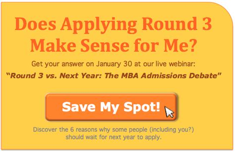 Applying Early For Mba Rounds by Considering Applying In 3 Accepted Admissions