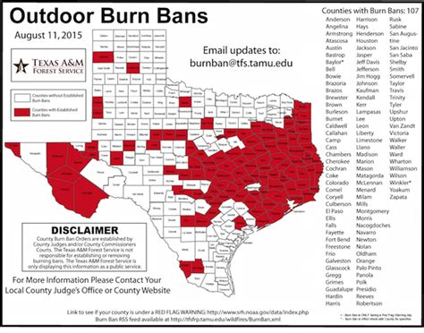 east texas burn ban map tcn drought s lived drought s creeping back into texas