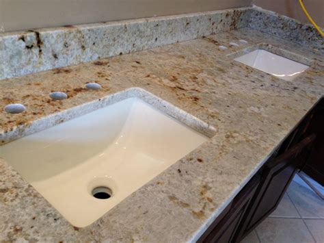 Double Bathroom Vanity Tops Vanities Granite America