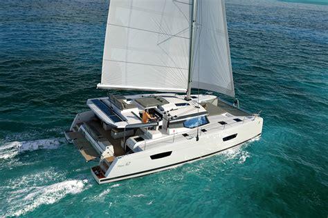 catamaran for sale fountaine pajot fountaine pajot reveals new 47 sailing cat boatadvice