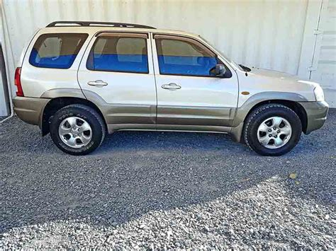 mazda automatic cars for sale automatic mazda tribute 2003 gold 9 used vehicle sales