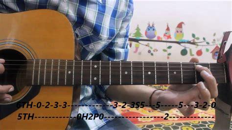 guitar tutorial video for beginners in hindi 2 sad songs easy guitar lessons beginner s type hindi