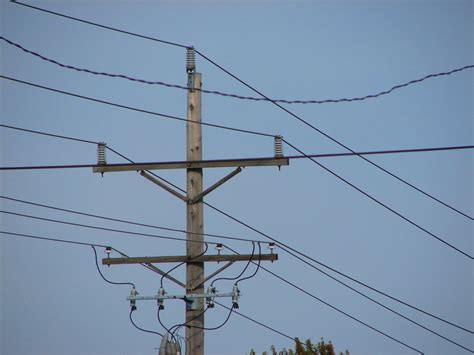 electric pole wires telephone pole electric wires by fantasystock on deviantart