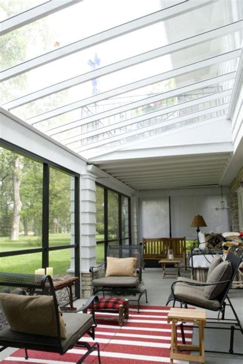 Sunroom Ceiling Panels 35 beautiful sunroom design ideas