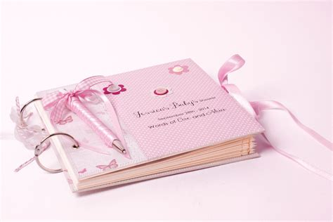 Baby Shower Sign In Book by Baby Shower Guest Book Baby Shower Sign In By