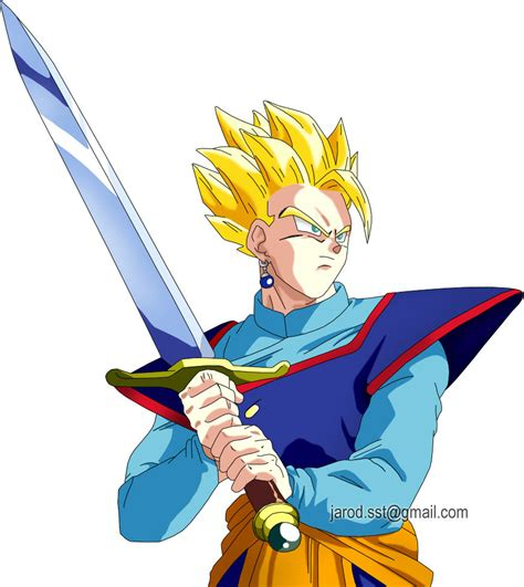 gohan supremo gohan supremo color by jarodsst on deviantart