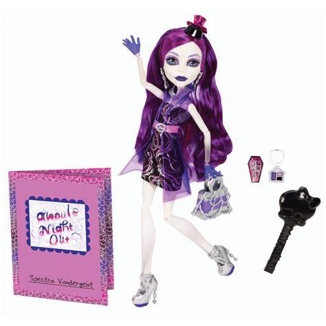 doll high high ghouls out spectra vondergeist doll