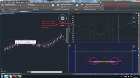 civil 3d section editor improving stationtrackerall and section editor autodesk