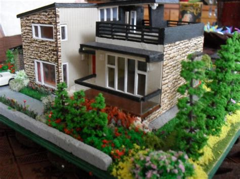 miniature homes models modern mini houses