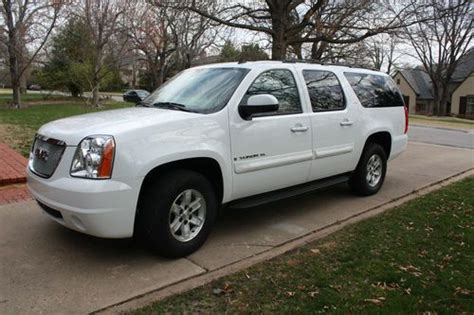 automotive air conditioning repair 2009 gmc yukon xl 2500 lane departure warning find used 2009 gmc yukon xl 1500 slt sport utility 4 door 5 3l in tulsa oklahoma united states