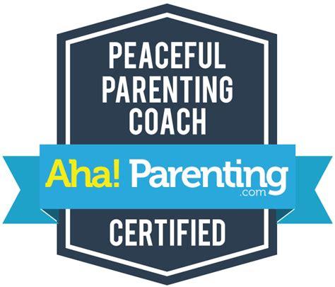 Aha Auto by Peaceful Parent Happy Course Aha Parenting