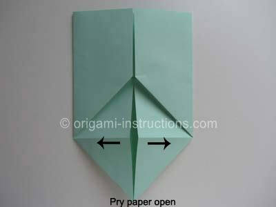 How To Make An Envelope With Printer Paper - origami with printer paper origami envelope folding
