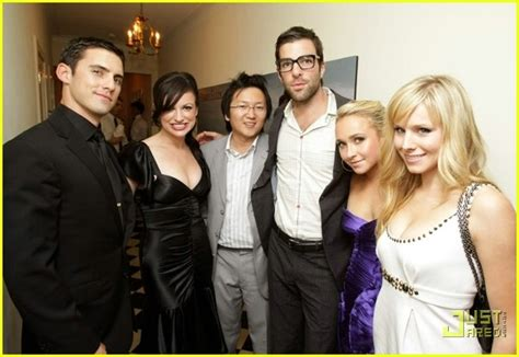 Heroes 2007 Pre Emmy Hosted By Perry Ellis And Vanity Fair by Heroes Pre Emmy Bash 2007 Photo 589801 Adrian Pasdar