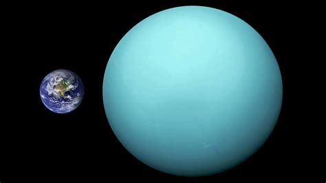 what is the size of saturnpared to earth uranus earth size comparison wallpapers13