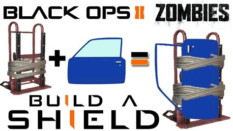 zombie shield tutorial black ops 3 build a zombie shield tutorial call of duty black ops
