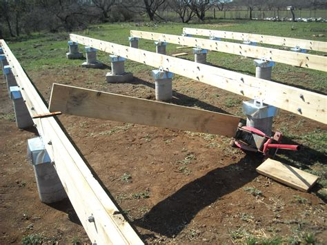 Cabin Foundation Piers by Exterior Beautiful Pouring Concrete Piers Design Ideas