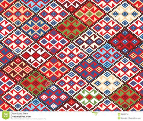 Turkish Carpet Patterns by Oriental Seamless Pattern Nomadic Rug Royalty Free Stock