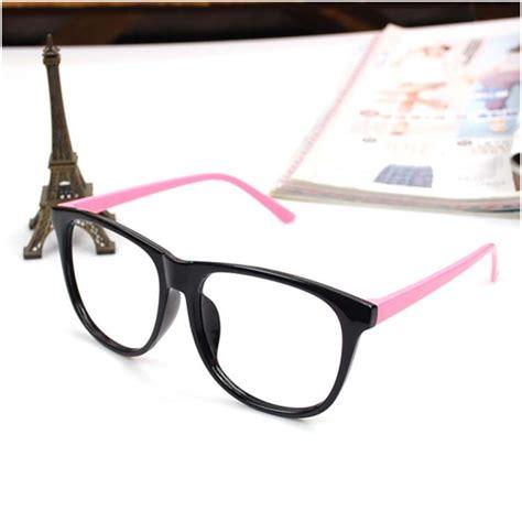 2015 new eye glasses frame no lens