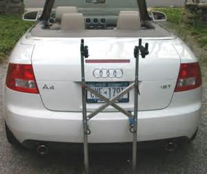 Bike Rack For Audi A4 Audi A4 Audi S4 Audi Rs4 Bike Rack Ski Rack Luggage Rack