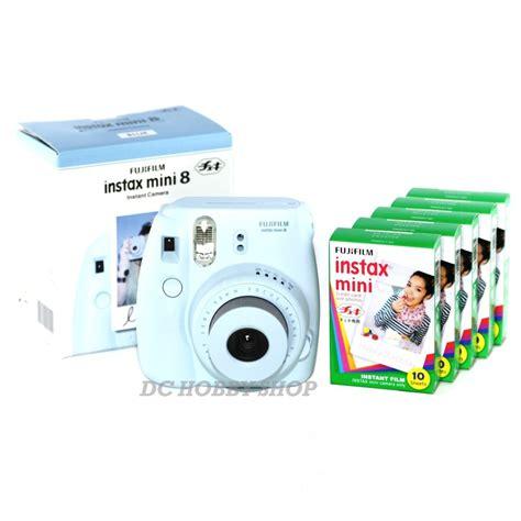 Fujifilm Instax Mini 8 Instant Polaroid fuji instax mini 8 blue fujifilm instant polaroid