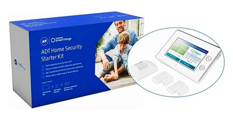 diy home security automation solution from samsung adt