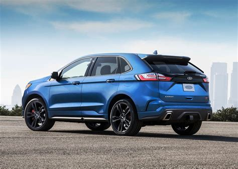 2020 Ford Edge by 2020 Ford Edge Titanium New Led And Fog L New Suv Price