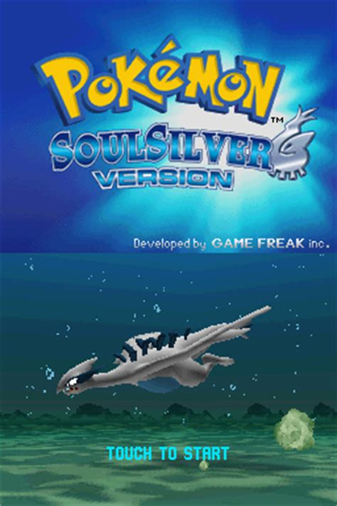gold and soul silver version heartgold and soulsilver walkthrough pokedream