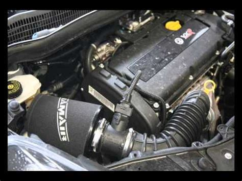 ram and co corsa vxr induction intake kit stage 1 by ramair filters